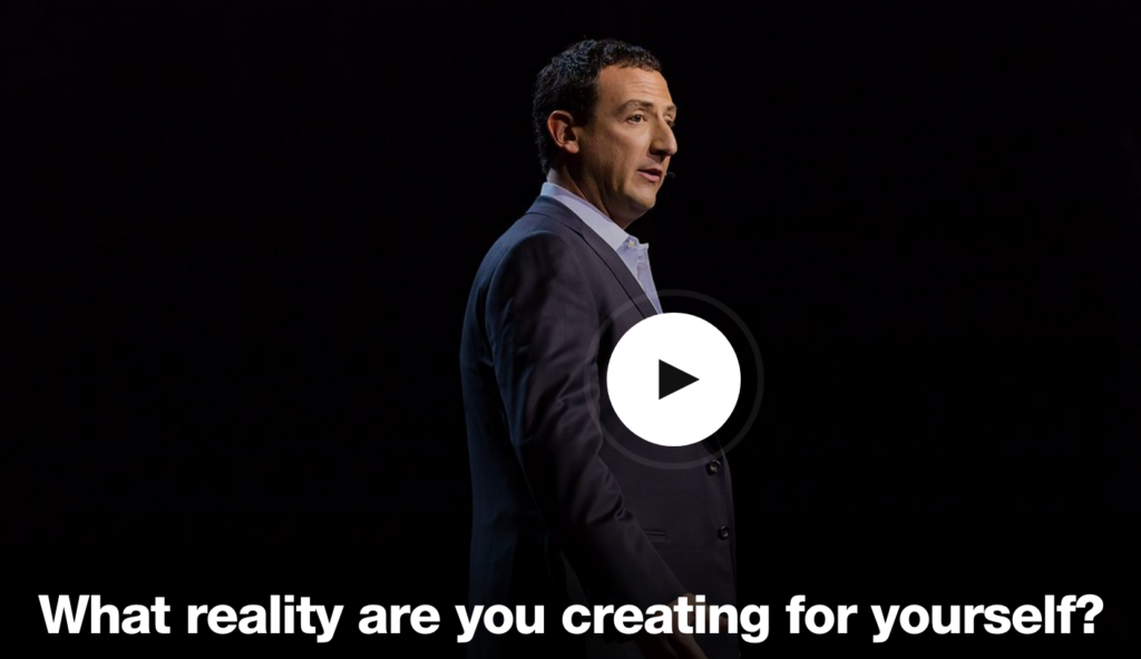"""For your listening pleasure:""""What Reality Are You Creating for Yourself?"""""""